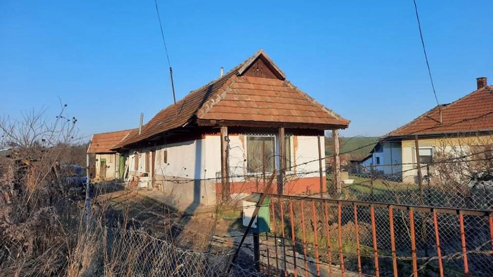 Vidiecky dom s veľkým pozemkom v Szalaszend